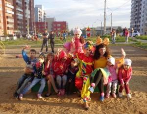 Тос детские спортивные площадки