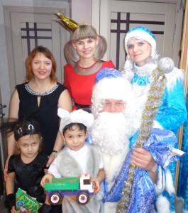 Фотостудии москвы новый год