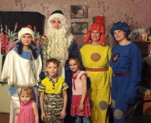 Новогодние фотостудии в москве